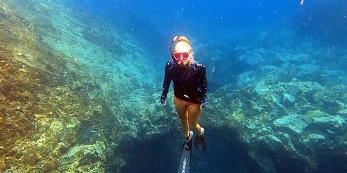 Scuba Diving - Jordan