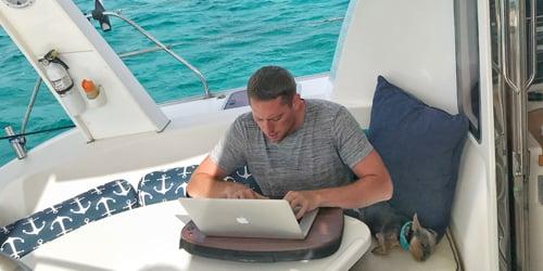 Live Aboard Catamaran